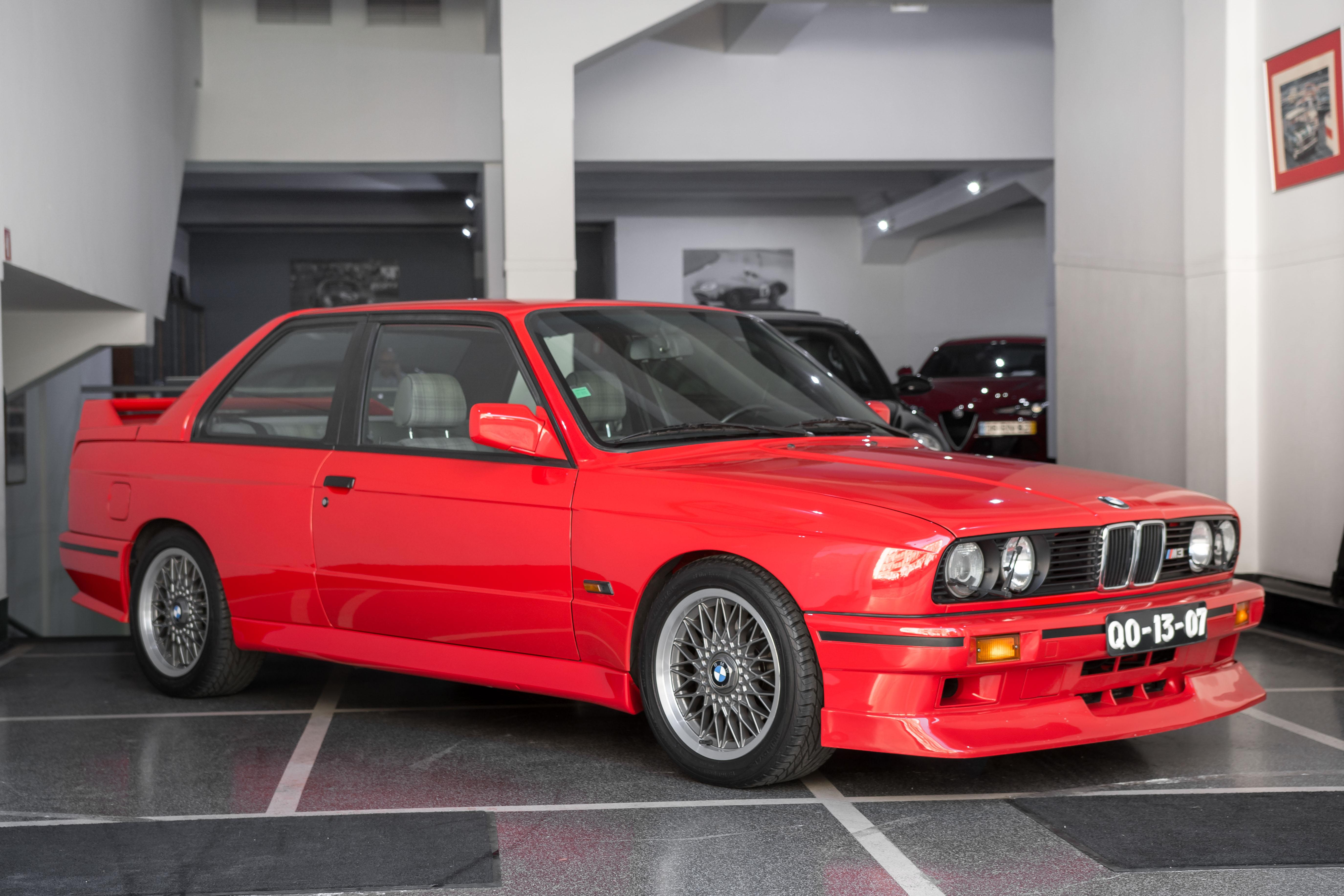 BMW E30 M3 >> Bmw E30 M3 Evolution Ii Fs Automoveis