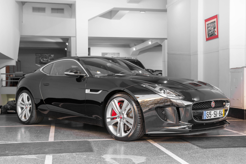 Jaguar F Type S Coupé