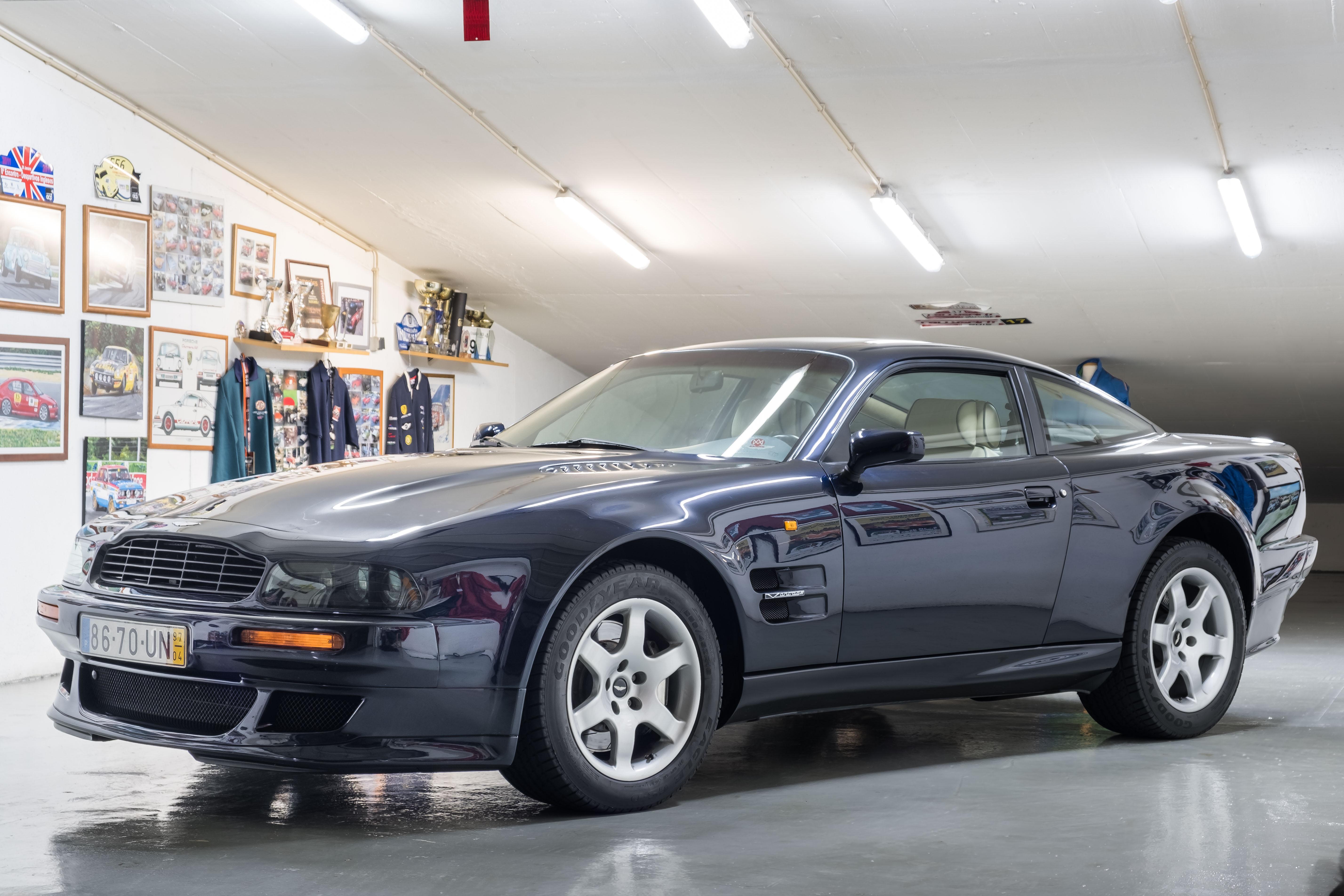 Aston Martin Vantage  U00abv550 U00bb
