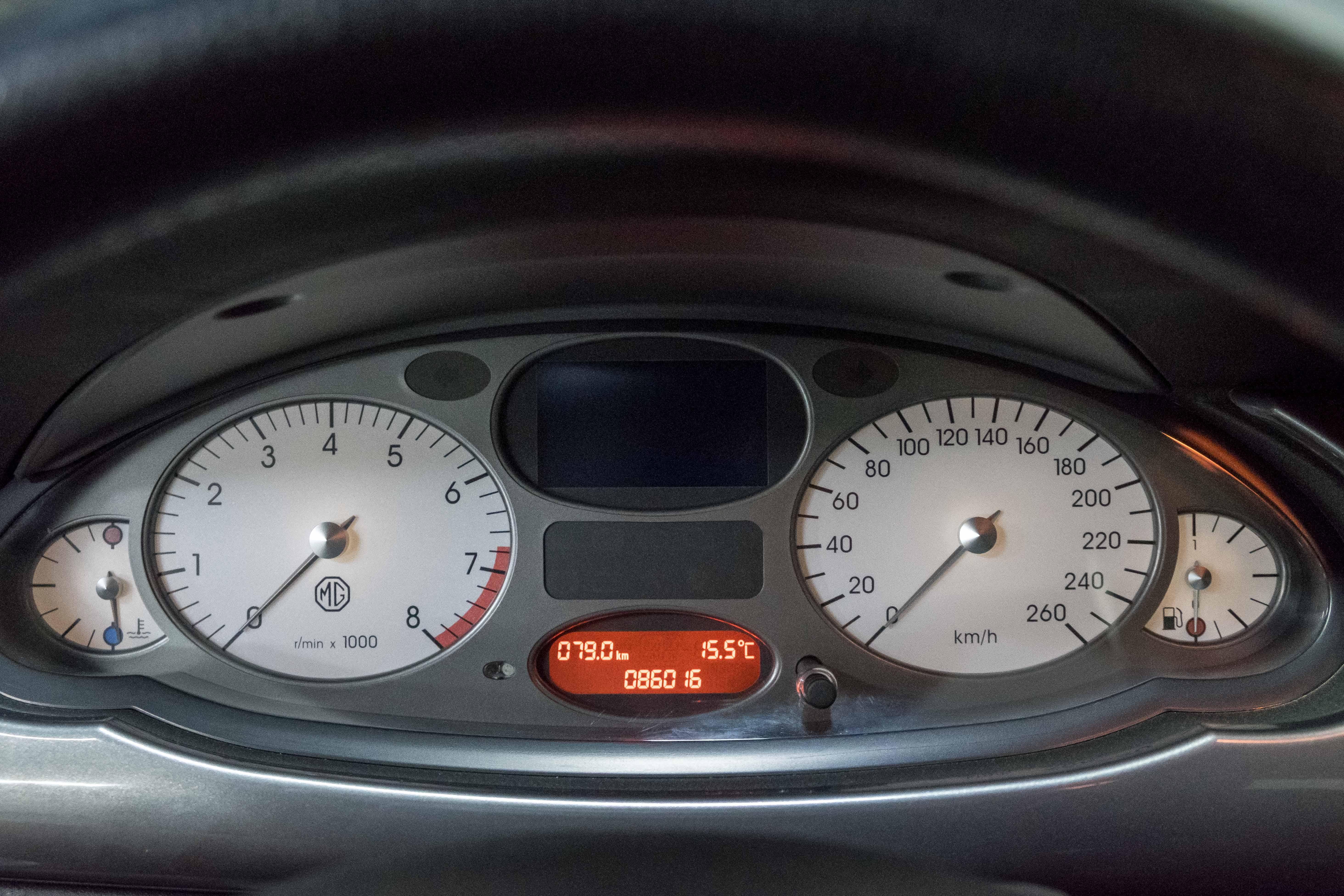 MG ZT190   FS Automóveis