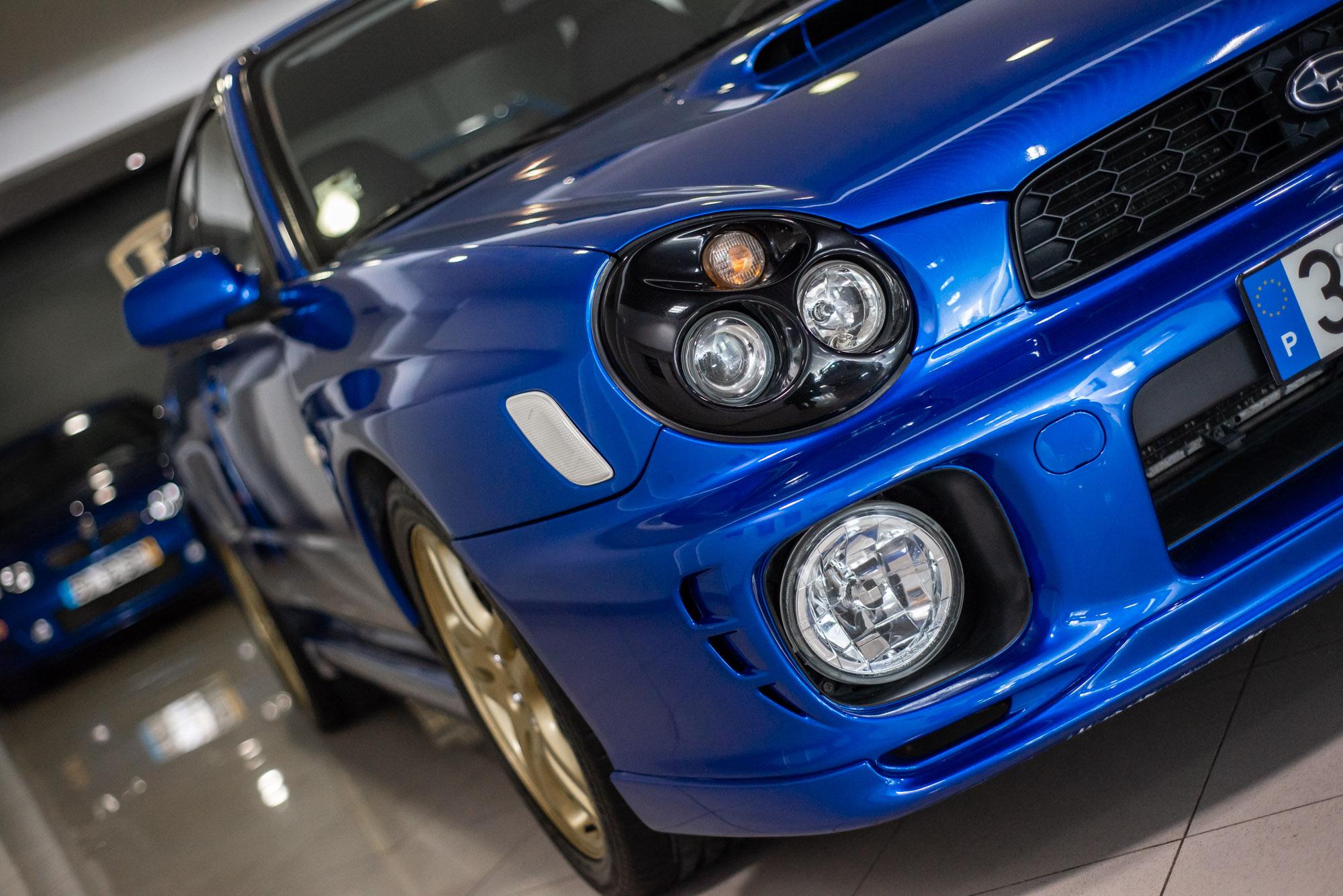 Subaru Impreza «Bug Eye» WRX Prodrive | FS Automóveis