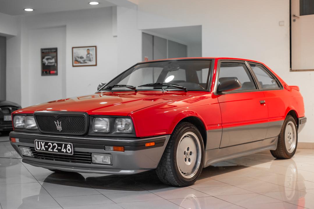 Maserati 2.24v   FS Automóveis