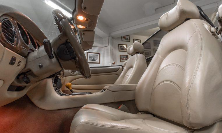 Jaguar XK8 Cabrio