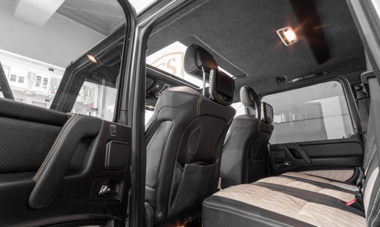 Mercedes-benz G 63 AMG 4Matic
