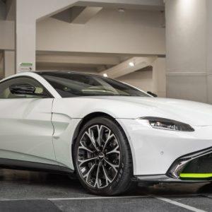 Aston Martin New Vantage 4.0