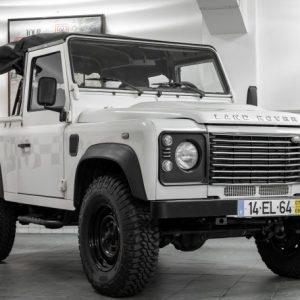 Land Rover Defender 90 Soft Top «Puma»