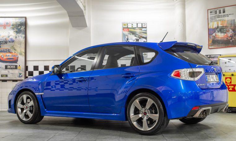 Subaru Impreza STi Prodrive