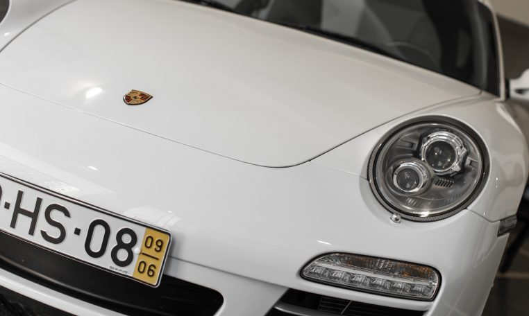 Porsche 911 997 Carrera 4
