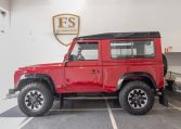 Land Rover Defender 70th Edition Recriation