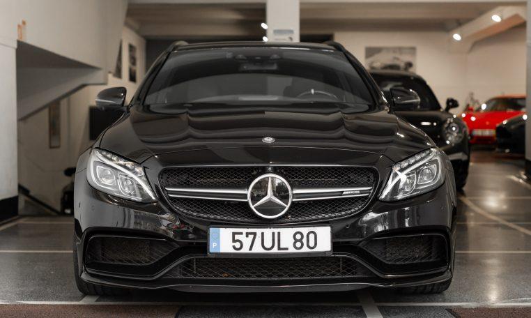 Mercedes-Benz C 63 S AMG Station