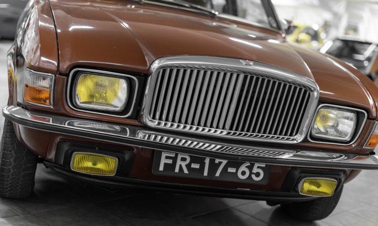 Austin Allegro Vanden Plas 1500
