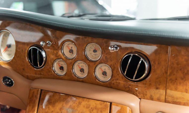 Bentley Arnage Green Label